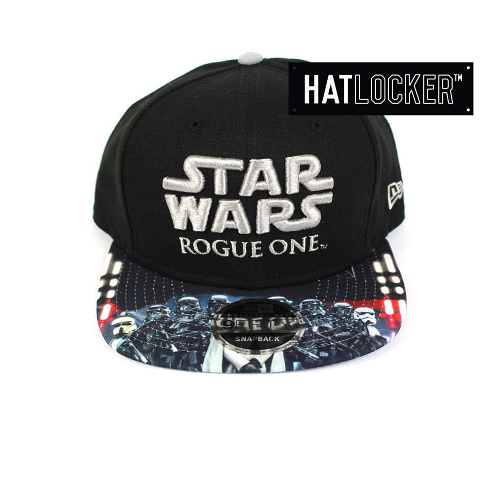 new product 0e5bd f1196 ... australia new era star wars rogue one villain snapback 1aeea e707b