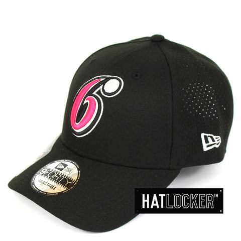 New Era Sydney 6ers BBL 08 Black Curved Brim Cap