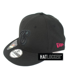 New Era - Sydney 6ers Post Game Black Snapback