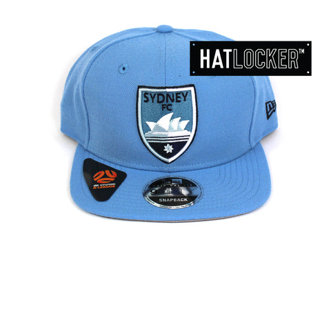 New Era Sydney FC Core Cap Snapback Hat