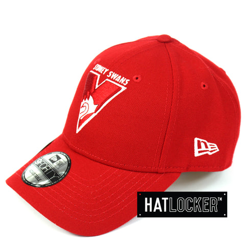 New Era Sydney Swans 2019 Core Curved Brim Cap