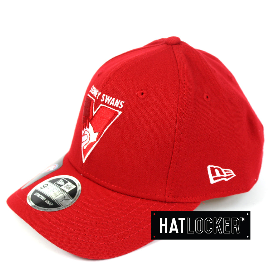 New Era Sydney Swans 2019 Core Precurved Snapback