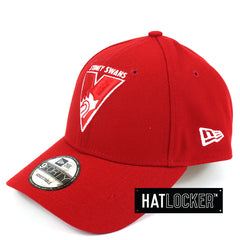 New Era Sydney Swans Core Curved Brim Hat