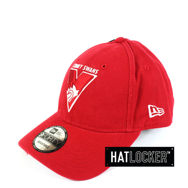 New Era - Sydney Swans Washed Cotton Curved Brim