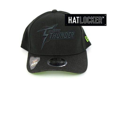 New Era Sydney Thunder BBL 08 Precurved Snapback Hat
