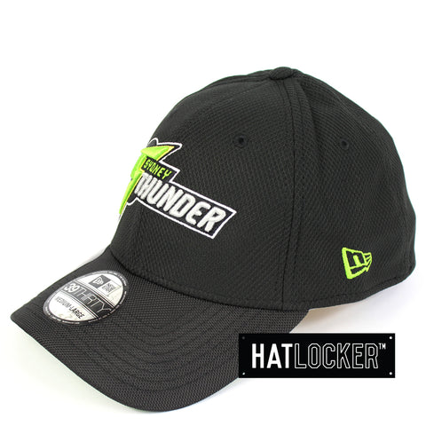 New Era Sydney Thunder BBL 08 Training Curved Brim Cap