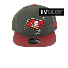 New Era - Tampa Bay Buccaneers 2017 Official Sideline Snapback