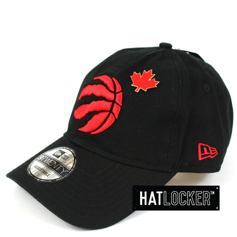New Era Toronto Raptors 2018 NBA Draft Curved Brim Cap