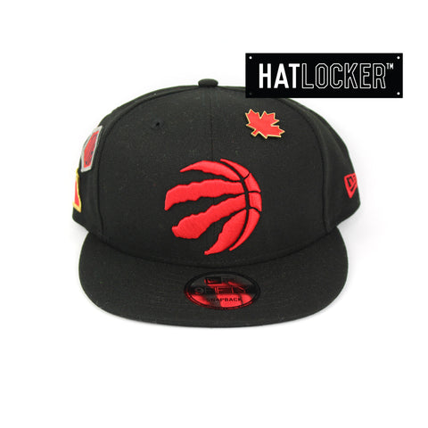 New Era Toronto Raptors 2018 NBA Draft Snapback Hat