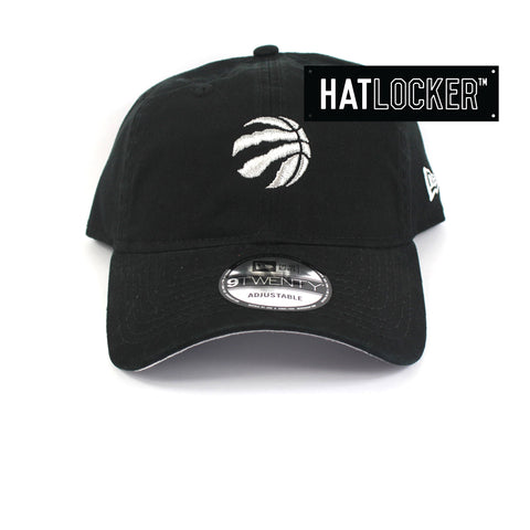 New Era Toronto Raptors Mini Logo Curved Brim