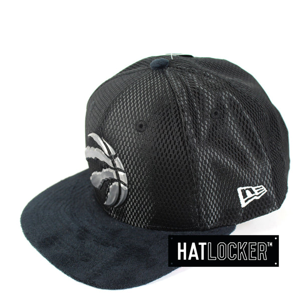 New Era - Toronto Raptors On-Court Draft Collection Snapback