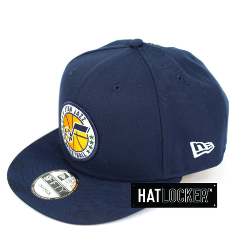 new arrivals d7aa9 177cb ... wholesale new era utah jazz 2018 nba tip off team colour snapback hat  3793f 11a80