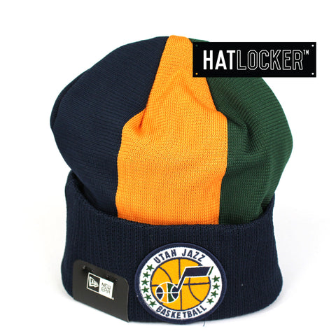 New Era Utah Jazz 2018 NBA Tip Off Team Colour Beanie
