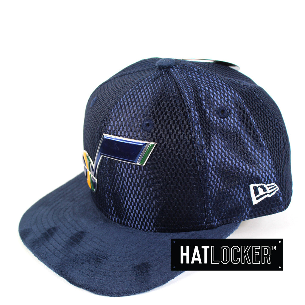 New Era - Utah Jazz On-Court Draft Collection Snapback 2fe463f1dd0