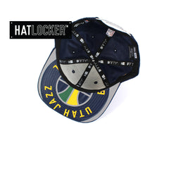 New Era - Utah Jazz On-Court Draft Collection Snapback
