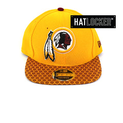 New Era - Washington Redskins 2017 Official Sideline Snapback