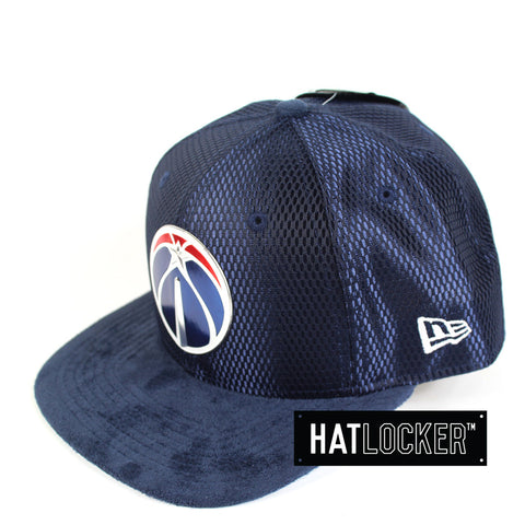 New Era - Washington Wizards On-Court Draft Collection Snapback