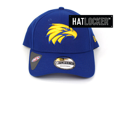 New Era West Coast Eagles 2019 Core Curved Brim Cap