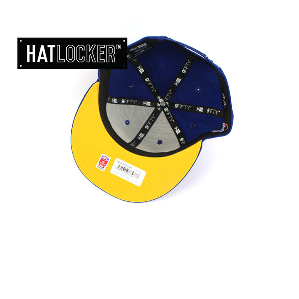 New Era West Coast Eagles Tonal Pop Snapback Hat