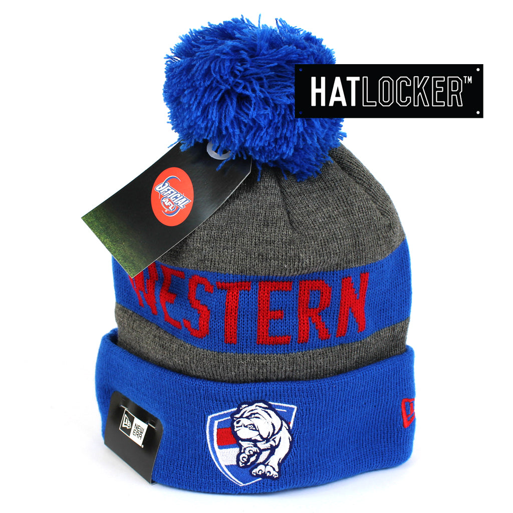 New Era Western Bulldogs Jake Beanie