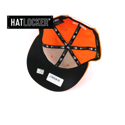 Hat Locker Australia New Era NRL Wests Tigers Core Snapback Hat Under