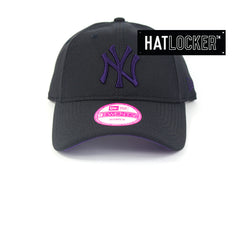 New Era Womens New York Yankees Diamond Era Navy Curved Brim Cap