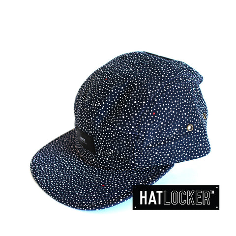 Obey - Journey Navy Multi 5 Panel