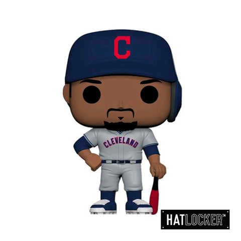 Pop! Vinyl Baseball MLB Cleveland Indians Francisco Lindor Grey