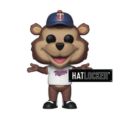 Pop Vinyl Baseball MLB Mascots Minnesota Twins TC Bear