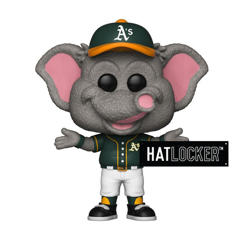 Pop Vinyl Baseball MLB Mascots Oakland Athletics Stomper