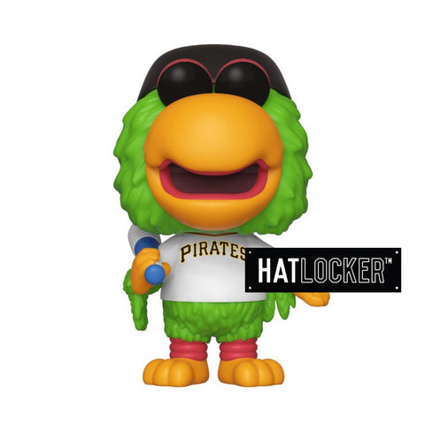 Pop Vinyl Baseball MLB Mascots Pittsburgh Pirates Pirate Parrot