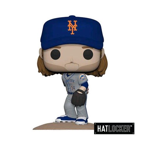 Pop! Vinyl Baseball MLB New York Mets Noah Syndergaard Grey