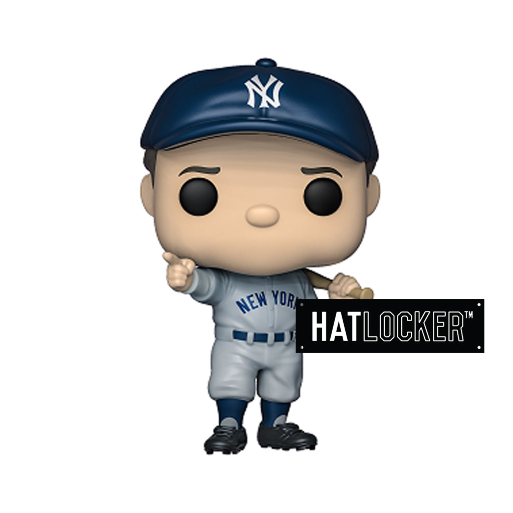Pop! Vinyl Baseball Sports Legends New York Yankees Babe Ruth
