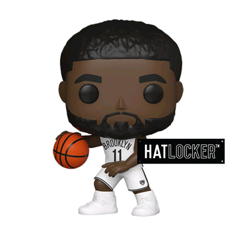 Pop Vinyl Basketball NBA Brooklyn Nets Kyrie Irving