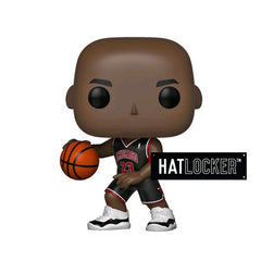 Pop! Vinyl Basketball NBA Chicago Bulls Michael Jordan Black Uniform