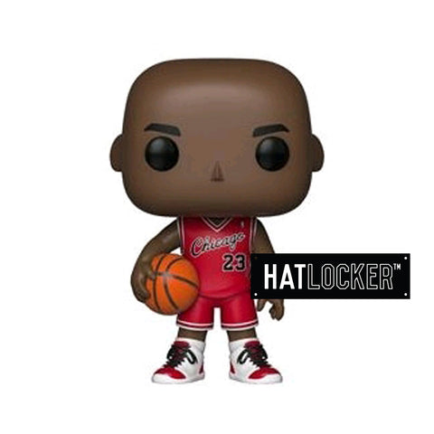 Pop! Vinyl Basketball NBA Chicago Bulls Michael Jordan Rookie Uniform