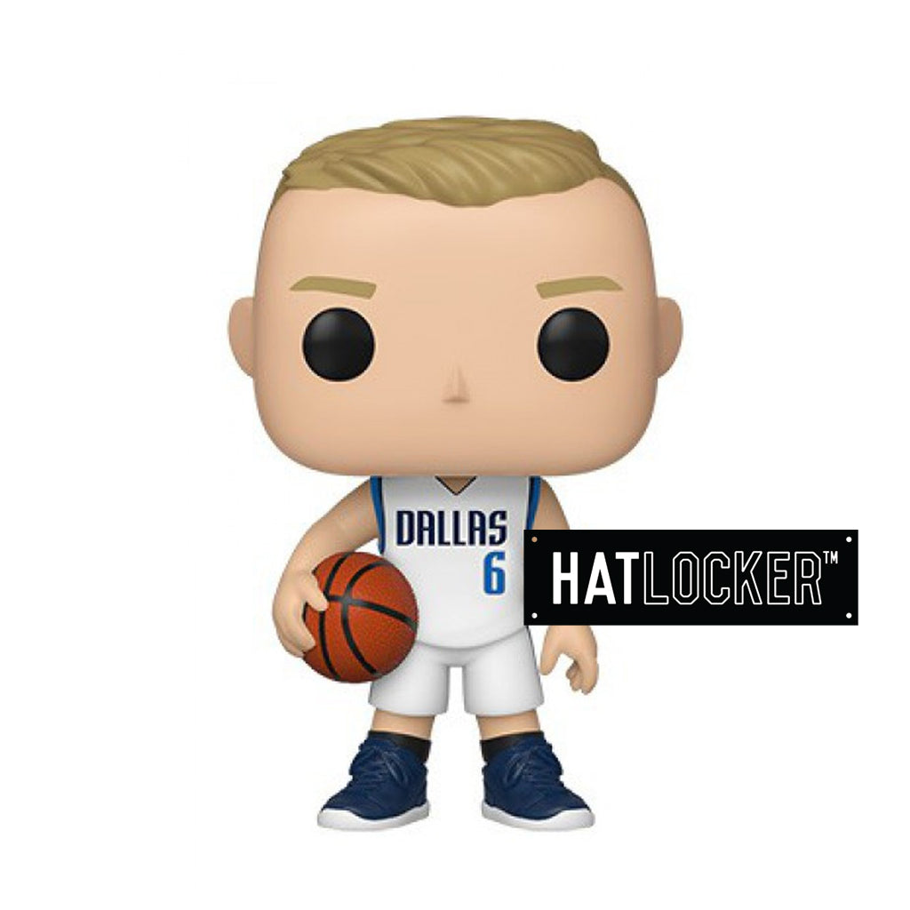 Pop Vinyl Basketball NBA Dallas Mavericks Kristaps Porzingis
