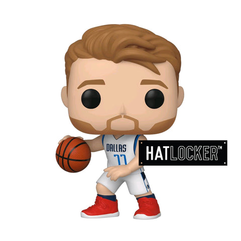 Pop Vinyl Basketball NBA Dallas Mavericks Luka Dončić Red Shoes