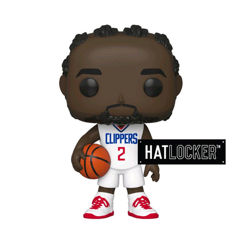 Pop Vinyl Basketball NBA LA Clippers Kawhi Leonard White Uniform