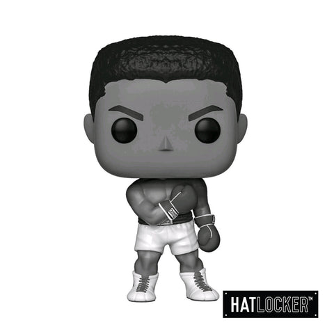 Pop Vinyl Boxing Sports Legends Muhammad Ali B&W Collectable Toy