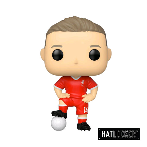 Pop Vinyl Football EPL Liverpool Jordan Henderson Toy Collectable
