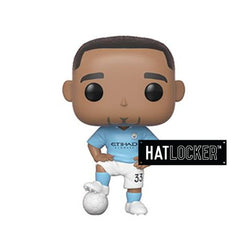 Pop Vinyl Football EPL Manchester City Gabriel Jesus
