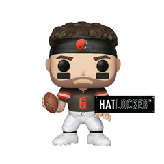 Pop! Vinyl Football NFL Cleveland Browns Baker Mayfield Alt Jersey