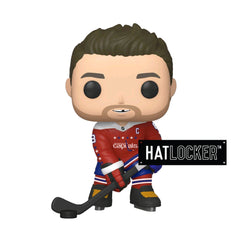 Pop Vinyl Hockey NHL Washington Capitals Alex Ovechkin