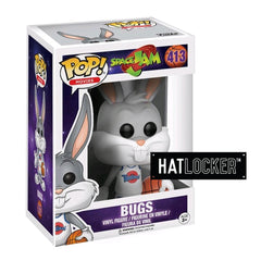 Pop! Vinyl Movies Space Jam Tune Squad Bugs Figure