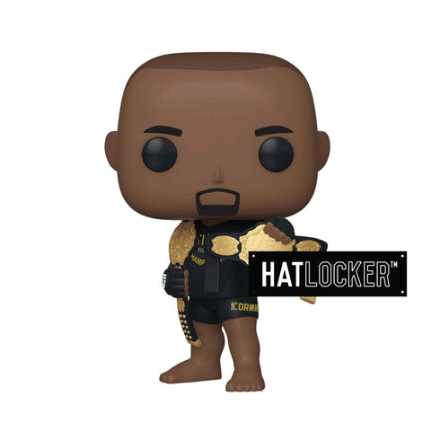 Pop Vinyl UFC Daniel Cormier Black Shorts Figure