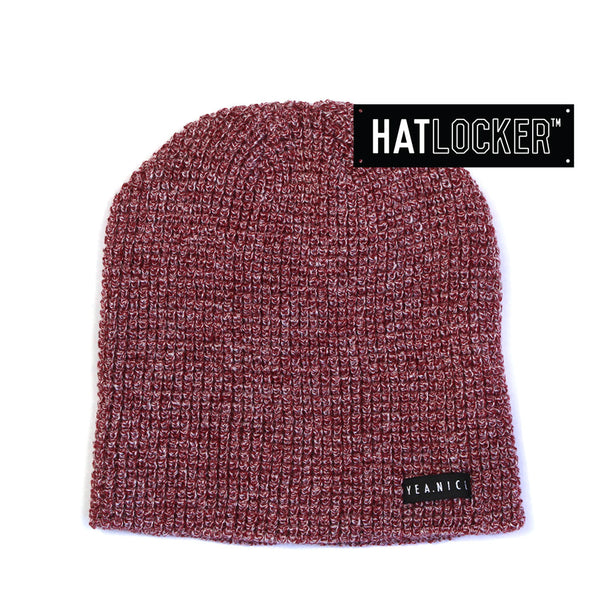 Yea.Nice - Legend Port Heather Beanie