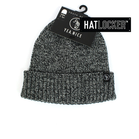 Yea.Nice Warsaw Midnight Heather Toddler Beanie