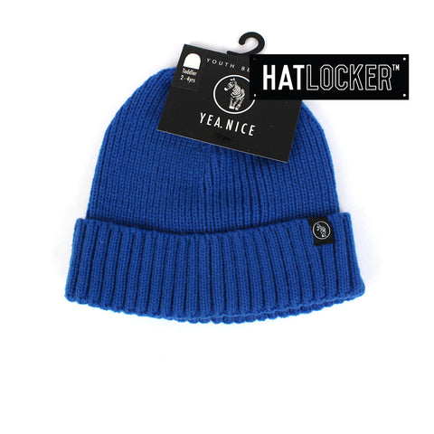 Yea.Nice - Warsaw True Blue Toddler Beanie