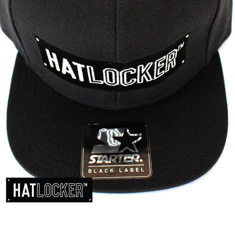 Hat Locker Custom x Starter Black Label Snapback II